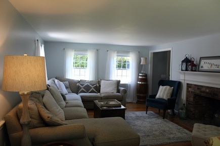 Brewster Cape Cod vacation rental - Another TV lounge area
