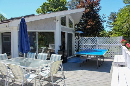 Brewster Cape Cod vacation rental - And why not?  It doesn't get much better than this.