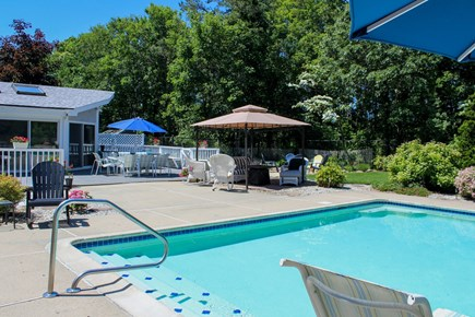 Brewster Cape Cod vacation rental - You'll spend most of your time right here.