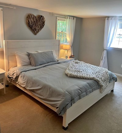 Eastham Cape Cod vacation rental - Master bedroom (king bed)