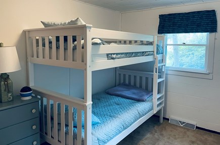 Eastham Cape Cod vacation rental - Bunk beds
