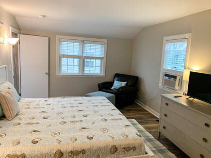 Dennis Port Cape Cod vacation rental - Downstairs King Bedroom.