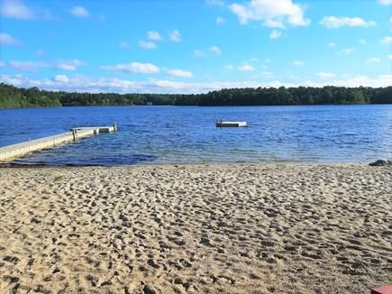 East Sandwich Cape Cod vacation rental - Lakewood Hills Association Beach Access