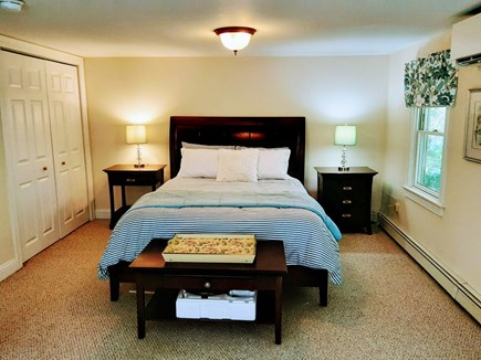 East Sandwich Cape Cod vacation rental - Second floor master with queen