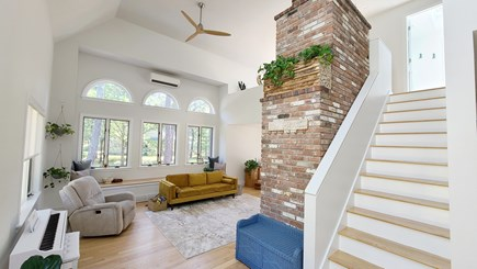 Wellfleet Cape Cod vacation rental - Home is open and bright