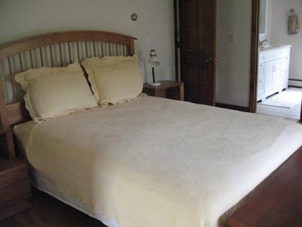 Truro Cape Cod vacation rental - Upstairs Main Bedroom