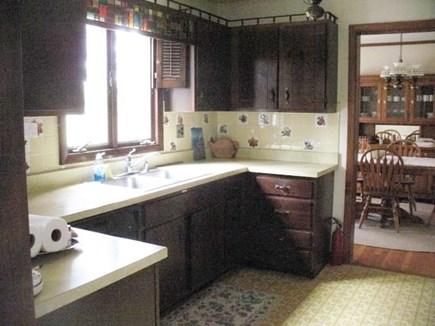 Truro Cape Cod vacation rental - Roomy Kitchen