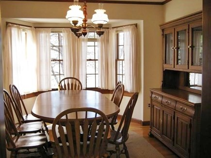 Truro Cape Cod vacation rental - Another view of Dining