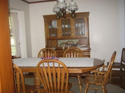 Truro Cape Cod vacation rental - Adjacent Dining Room