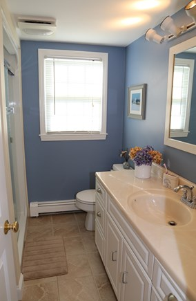 East Sandwich Cape Cod vacation rental - First Floor Bath with Shower