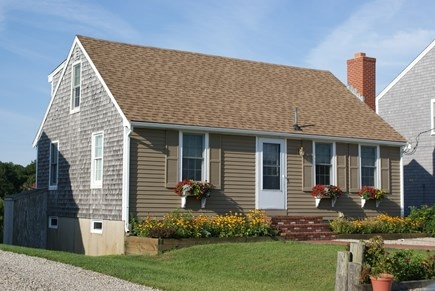 East Sandwich Cape Cod vacation rental - View of Front from the Street