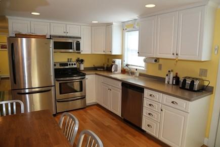 East Sandwich Cape Cod vacation rental - Updated Kitchen
