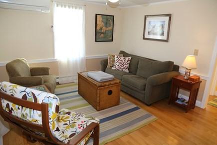 East Sandwich Cape Cod vacation rental - Den with Sleep Sofa