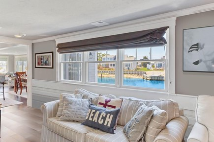 West Dennis Cape Cod vacation rental - Private Family room on 1st Floor
