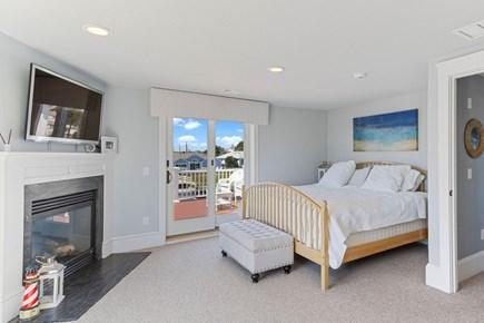 West Dennis Cape Cod vacation rental - Master Bedroom on 2nd Floor