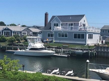 West Dennis Cape Cod vacation rental - Boat Dock