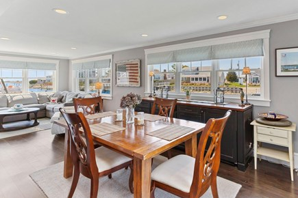 West Dennis Cape Cod vacation rental - Dining Area next to Kitchen