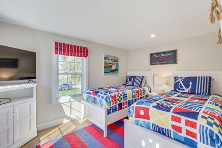 Centerville Cape Cod vacation rental - Twin bedroom