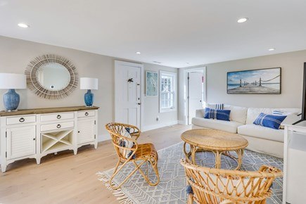 Centerville Cape Cod vacation rental - Front living room