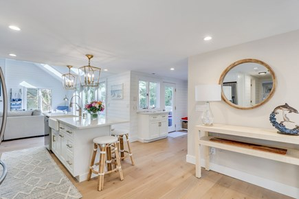 Centerville Cape Cod vacation rental - Brand new kitchen with 10 foot island with quartz countertops