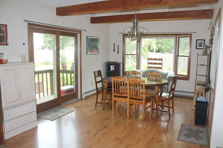 Eastham, Nauset Light - 3966 Cape Cod vacation rental - Dining Area