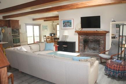 Eastham, Nauset Light - 3966 Cape Cod vacation rental - Living Room