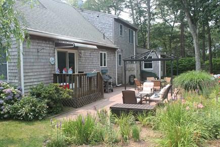 Eastham, Nauset Light - 3966 Cape Cod vacation rental - Backyard