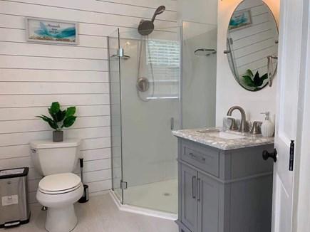 Hyannis, Barnstable Cape Cod vacation rental - Master Bathroom