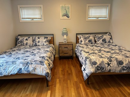 Hyannis, Barnstable Cape Cod vacation rental - Guest bedroom with 2 Full beds