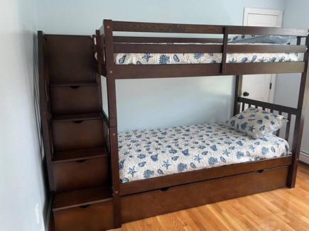 Hyannis, Barnstable Cape Cod vacation rental - Guest bedroom with a bunk bed