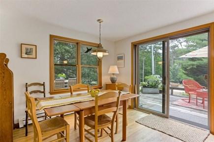 Wellfleet Cape Cod vacation rental - Comfortable Dining Space