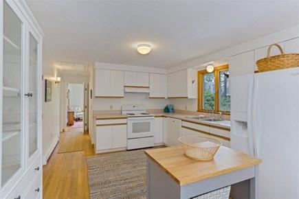 Wellfleet Cape Cod vacation rental - Open Kitchen