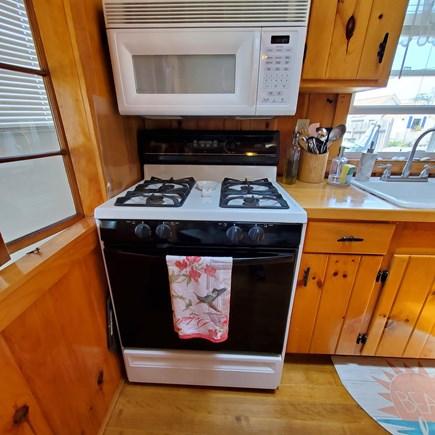 Dennis, Old Wharf Road Cape Cod vacation rental - Kitchen