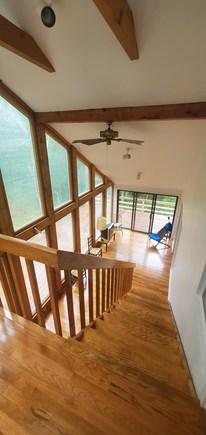 Wellfleet Cape Cod vacation rental - Staircase