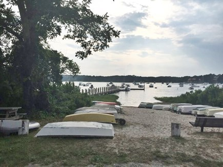 Orleans Cape Cod vacation rental - Town landing just a few hundred feet away