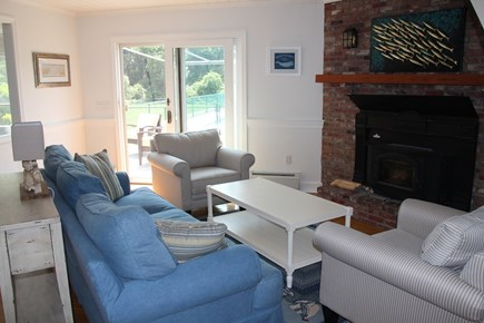 Orleans Cape Cod vacation rental - Living/game room