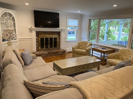 Orleans Cape Cod vacation rental - TV room