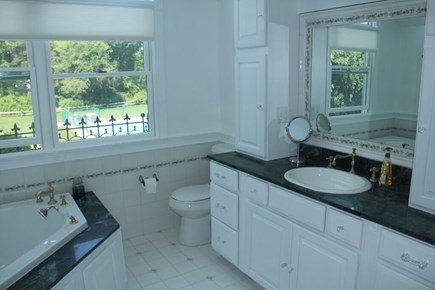 Orleans Cape Cod vacation rental - Master Bath with jaccuzi