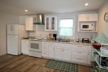 Truro Cape Cod vacation rental - Kitchen has Views to Pilgrim Lake