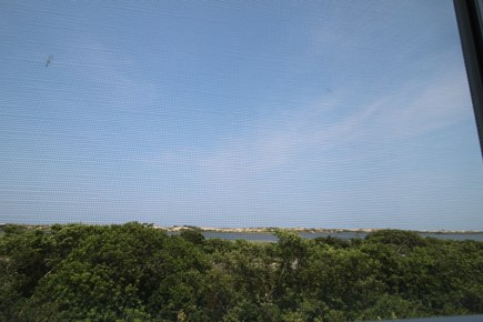 Truro Cape Cod vacation rental - Looking to Pilgrim Lake and Dunes