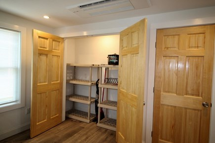 Truro Cape Cod vacation rental - Kitchen Pantry