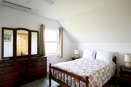 Truro Cape Cod vacation rental - Second Level Bedroom with Double Bed