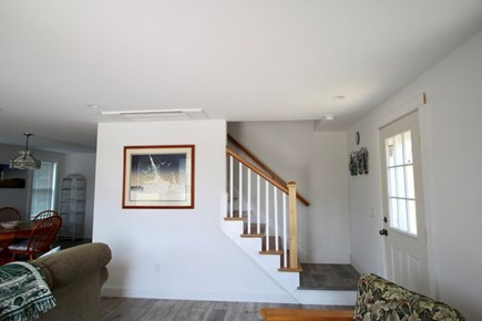 Truro Cape Cod vacation rental - Stairs to Second Level