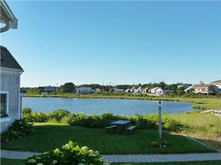 West Dennis Cape Cod vacation rental - View of Uncle Stephen's pond