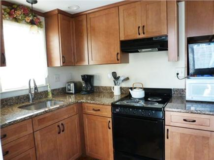 West Dennis Cape Cod vacation rental - Kitchen with Quartz countertops