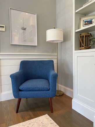 Provincetown Cape Cod vacation rental - Reading nook!