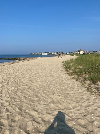 Falmouth Cape Cod vacation rental - Bristol Beach just .7 miles away.