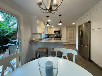 Osterville Cape Cod vacation rental - Dining to Kitchen