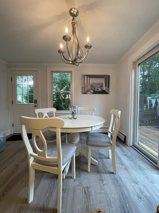 Osterville Cape Cod vacation rental - Dining Area