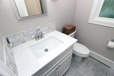 Bourne, Monument Beach Cape Cod vacation rental - 1st floor full bath